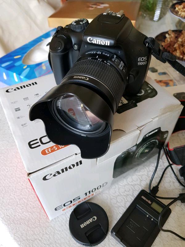 Canon EOS 1100D | in Childwall, Merseyside | Gumtree