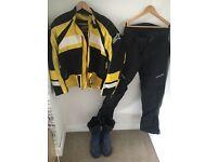 Textile Motorbike Protective Clothing (Full Set)