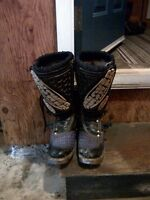 Motocross boots for sale