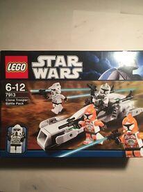 Lego Clone Trooper Battle Pack (7913)