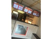 Pizza & Grill shop for sale