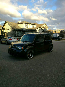 2009 Nissan Cube S