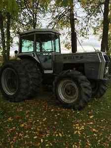 WHITE farm tractor