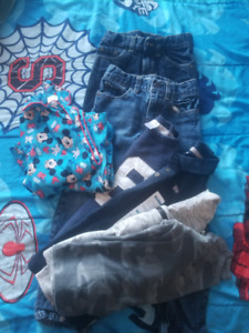 Lot of boys clothes - size 5/5t