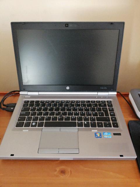 HP EliteBook 8470p | in Norwich, Norfolk | Gumtree