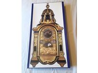 Real working clock jigsaw.. 1000 piece..