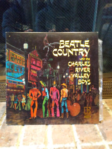 Beatle Country vinyl record