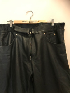 Leather pants for sale