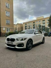 image for 2017 BMW 1 Series 2.0 118d M Sport Shadow Edition Sports Hatch Auto (s/s) 5dr Ha