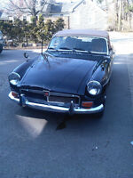 Classic 1973 MGB - Buy or Trade