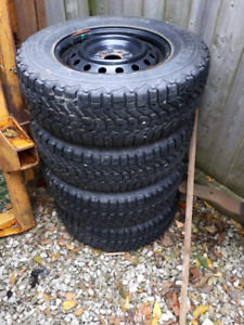 235 70 R16 winter tires