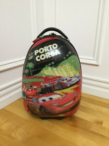 Disney Cars Heys Luggage