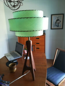 Mid Century Modern Space Age Lamp