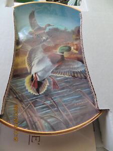6 Ducks Unlimited Waterfowl Kaatz Plates London Ontario image 7