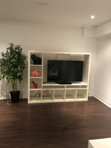 GOOD conditon TV unit on Sale only$45