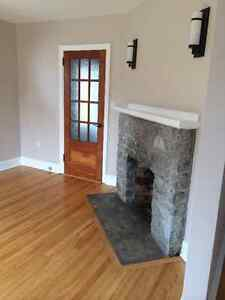 Unique 2 Bedroom Fairview Flat with Fireplace $950