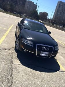 A6  BLACK  AUDI AWD  LEATHER/SUNROOF  BOSS MUSIC SYSTEM