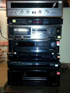 Going out of business - Lots of Stereo Equipment for Sale