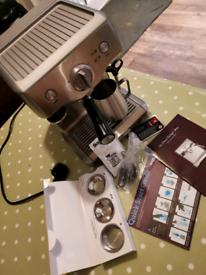 Sage the Duo Temp espresso coffee machine