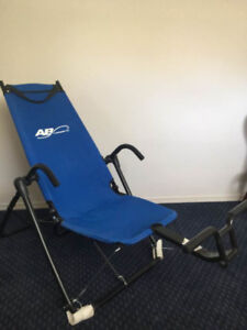 Brand new exercise chair