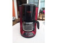 Severin filter coffee machine 1000W
