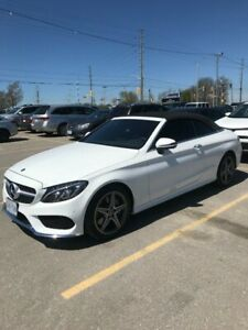 2018 Mercedes Covertible for $790/mo and $0 down!
