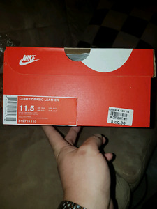 Men's nike shoes size 11.5