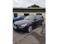 BARGAIN - BMW 520d M SPORT TOURING - SPARES/REPAIRS NEEDS A TURBO