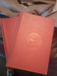 Two Zane Grey Western books