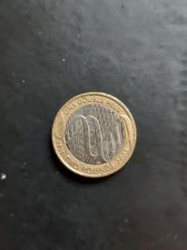 £2 DNA Coin