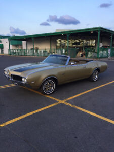Cutlass Supreme 1969 Convertible