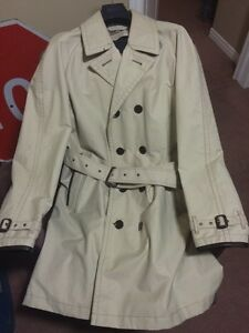 Burberry Coat - worn twice - excellent condition