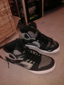 D&G high-top designer sneaker