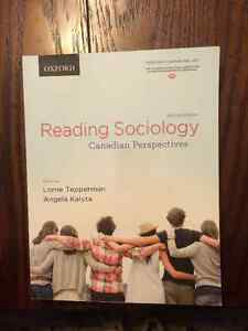 Reading Sociology Canadian Perspectives