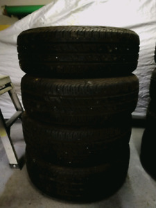195/65R15 Continental Contipro contact