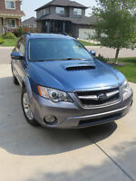 2008 Subaru Outback XT with all maintenance records!