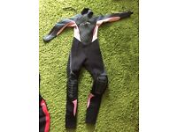 Womens or girls wetsuit size 10