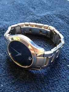 NEAR MINT AUTHENTIC MOVADO 84 G2 1855