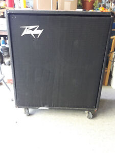peavey cabinet 4 12 pouces speakers