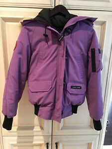 Ladies size small Canada Goose bomber jacket