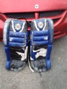 Goalie pads  West Island Greater Montréal image 1