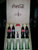 Collector Wooden Coke Box