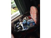 House clearance of furniture, clothes, toys, bric brac
