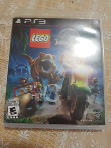 JURASSIC LEGO GAME FOR PS3