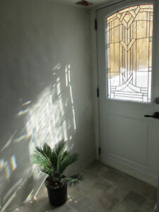 Basement apartment for rent - Dufferin and St. Clair
