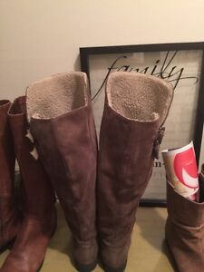 Ladies size 8 leather boots. Your choice $20 Windsor Region Ontario image 3