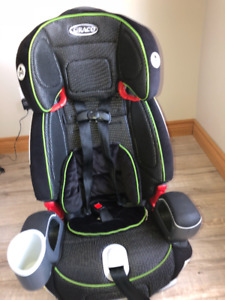 Graco Nautilus 3 In 1 Multi Use Harness Booster And Car Seat