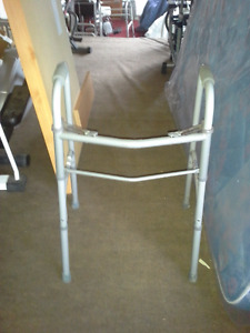 foldable walker $30.  2canes $20. each 3health care grab bars