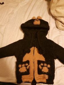 Northern Lifestyles Canada Wool Sweater