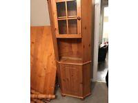 Corner unit cabinet. Very Laura ashley